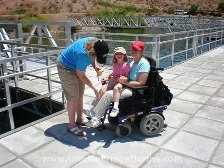 American With Disabilities and Boat Docks